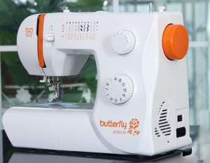 Sewing and Embroidery Machine - Butterfly JH5823A - Sewing Machines on Aster Vender