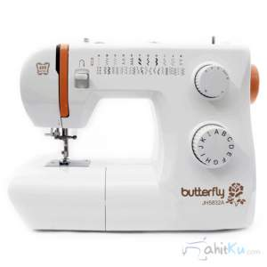Sewing and Embroidery Machine - Butterfly JH5832A - Sewing Machines on Aster Vender