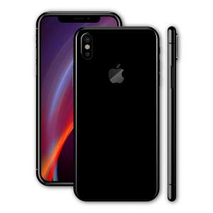 iPhone X black 64GB - iPhones on Aster Vender