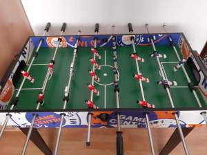 Babyfoot 10 in 1 game - Baby Foot on Aster Vender