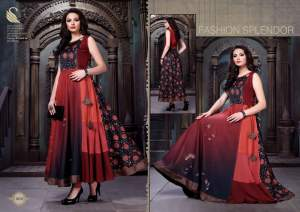 Designer Kurti Sayonee 70741 - Indian dresses on Aster Vender
