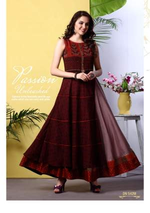 DESIGNER KURTI SAYONEE 70903 - Indian dresses on Aster Vender