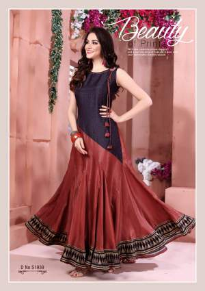DESIGNER KURTI SAYONEE 70883 - Indian dresses on Aster Vender