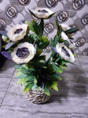 Seashells flowers - Creative crafts on Aster Vender