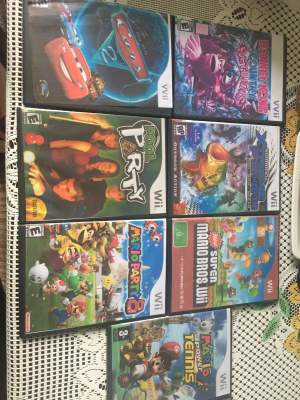Wii - PS4, PC, Xbox, PSP Games on Aster Vender