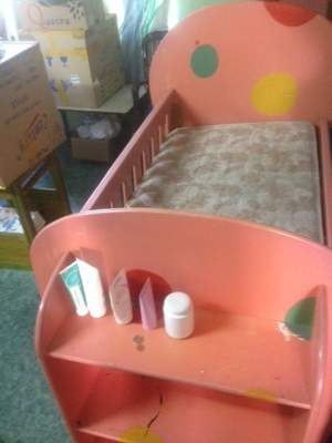 Kids Bed/Berceau - Bedroom Furnitures on Aster Vender