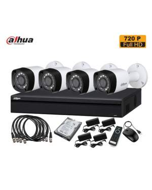 DAHUA 1mp CCTV KIT - All Informatics Products on Aster Vender