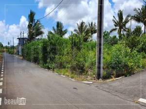 Residential land of 9 perches is for sale in Kashinath Road, Flacq - Land on Aster Vender