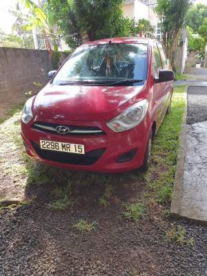 Car Hyundai I10 - Family Cars on Aster Vender