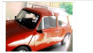 A VENDRE VOITURE MINI ROUGE - Family Cars on Aster Vender