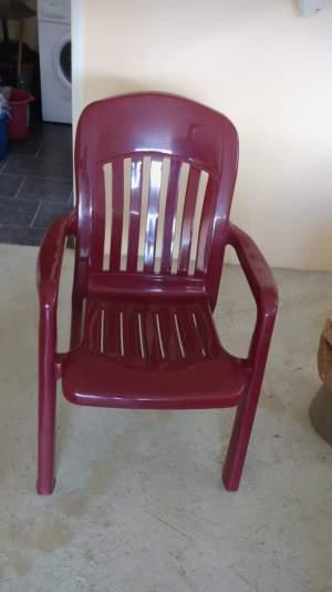 vends 2 fauteuils de jardin - Sofa bed on Aster Vender