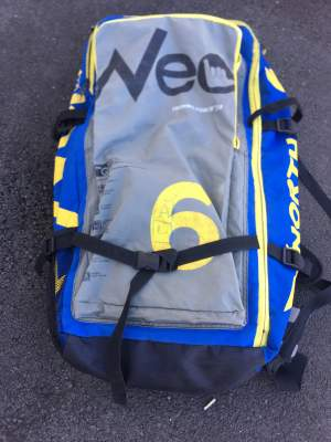 Kite sail North Neo 6 year 2014 - Water sports on Aster Vender