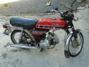 Yamaha 50 cc Motorcycle - Scooters (upto 50cc) on Aster Vender