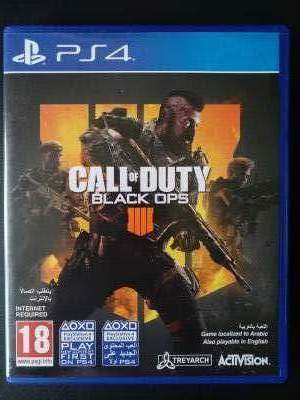 Call of duty black ops 4 - PS4, PC, Xbox, PSP Games on Aster Vender