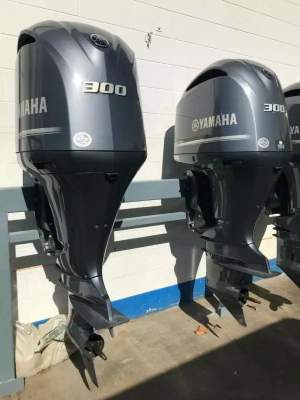 Yamaha outboards Motors USED and NEW - Boat engines on Aster Vender
