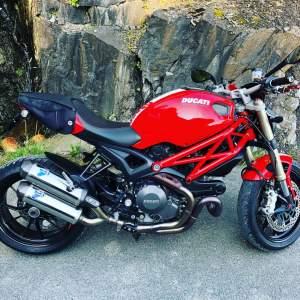 Ducati Monster 1100 EVO ABS 2012 - Sports Bike on Aster Vender