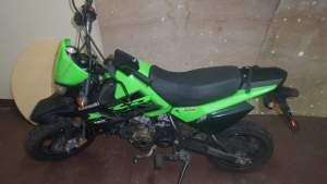 Kawasaki KL110E - Sports Bike on Aster Vender