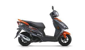 HAOJUE VS 125  - Scooters (above 50cc) on Aster Vender