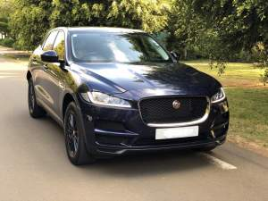 Jaguar F-Pace 2.0 - SUV Cars on Aster Vender
