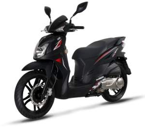 SYMPHONY SR 125  - Scooters (above 50cc) on Aster Vender