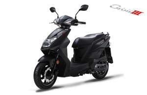 SYM ORBIT III 125  - Scooters (above 50cc) on Aster Vender