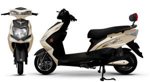 HONGDU PHANTOM 1500W - Electric Scooter on Aster Vender