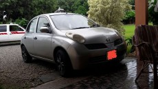 Nissan March ak12 - Compact cars on Aster Vender