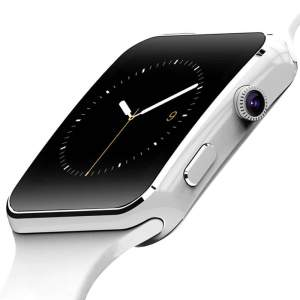 Smart Watch Support SIM TF Card h Camera Smartwatch Bluetooth  - All electronics products on Aster Vender