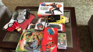 Nintendo switch Bundle  - PS4, PC, Xbox, PSP Games on Aster Vender