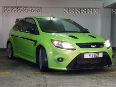 Ford Focus RS MK2 - Sport Cars on Aster Vender
