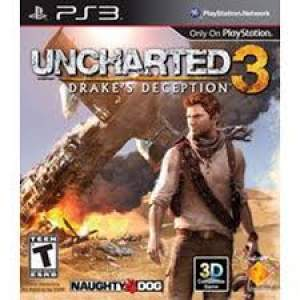 Uncharted 3 PS3 GAME - PS4, PC, Xbox, PSP Games on Aster Vender