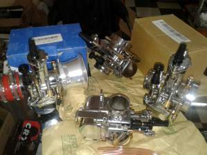 Race Carburetor - Spare Part on Aster Vender