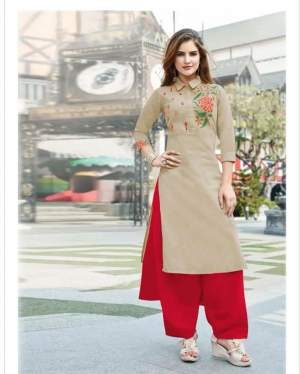 Kurtis with plazo - Dresses (Women) on Aster Vender