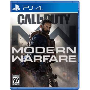 Call of duty modern warfare  - PS4, PC, Xbox, PSP Games on Aster Vender