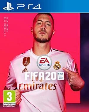 Fifa 2020 - PS4, PC, Xbox, PSP Games on Aster Vender