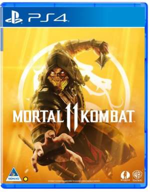 Mortal combat 11 - PS4, PC, Xbox, PSP Games on Aster Vender