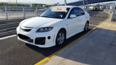 Mazda 3 a vendre year 06 - Family Cars on Aster Vender