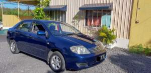 Toyota Corolla 1400cc manual - Family Cars on Aster Vender