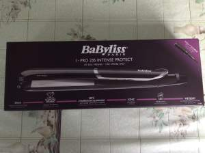 Babyliss Hair Straightener I-PRO 235 Intense Protect Wet & Dry - Other Hair Care Tools on Aster Vender