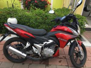 Motorcycle 125cc - Sports Bike on Aster Vender