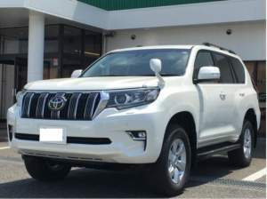 Toyota Land Cruiser Prado - SUV Cars on Aster Vender
