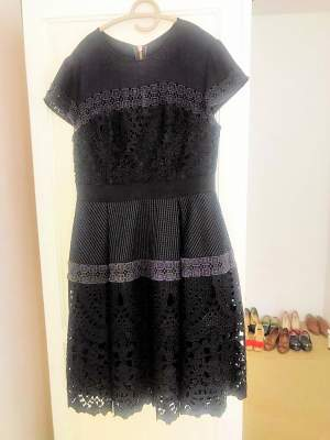 Black dress - Original from Ted Baker UK - Dresses (Women) on Aster Vender