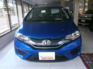 Honda Fit - Family Cars on Aster Vender