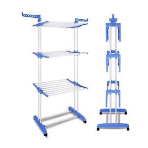 3-Tiers clothes hanger - All household appliances on Aster Vender