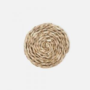 Seagrass table mat and coaster - Interior Decor on Aster Vender
