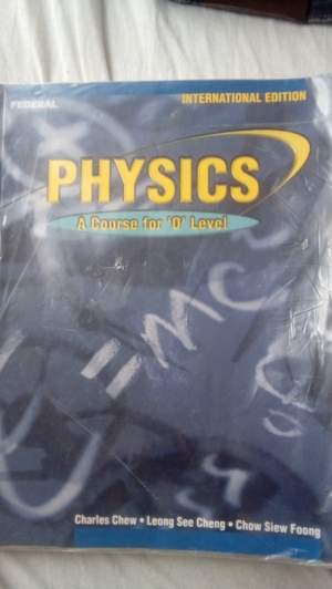 Physics o level  - Secondary school on Aster Vender