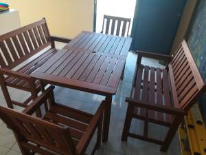 Table de picnic - Table & chair sets on Aster Vender