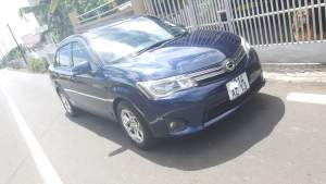 Toyota Axio 2013 - Family Cars on Aster Vender