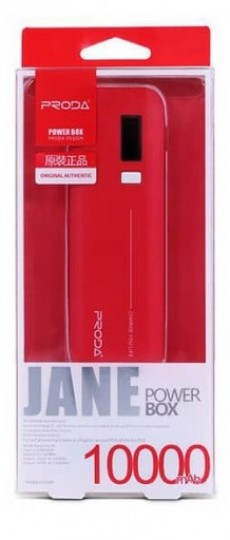 PowerBank Proda 10,000MAH Dual Charger With Torch - All Informatics Products on Aster Vender