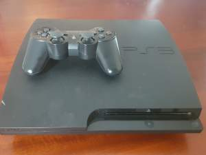 PS3, PS3 controller and 11 games - PS4, PC, Xbox, PSP Games on Aster Vender